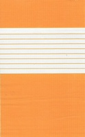 mostrar rolete-rulouri interioare Day&Night plain orange