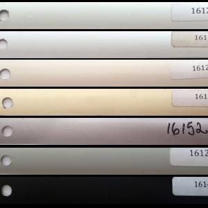 Jaluzele orizontale culori de baza