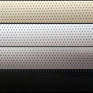 Jaluzele orizontale perforate