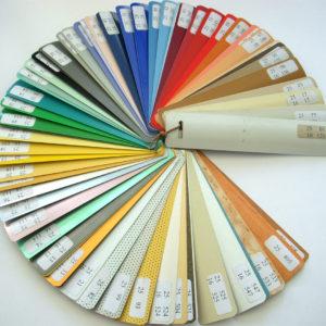 Jaluzele orizontale Culori Uni