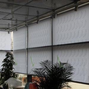 Rolete textile personalizate